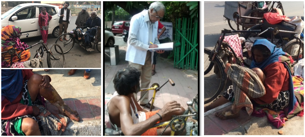 Lepra-Dr-Treating-Leprosy-Patients-on-Road
