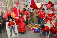 The Lepra India Trust, Jasola Delhi -News on Christmas Day
