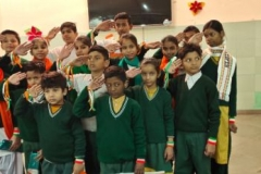Special assembly on Republic Day