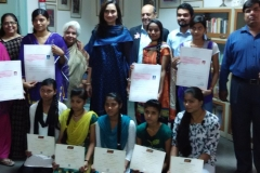 Certificate distributions