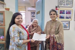 Certificates issued by Ms Romi Bhatia(1)