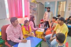 Parent-Teachers Meeting